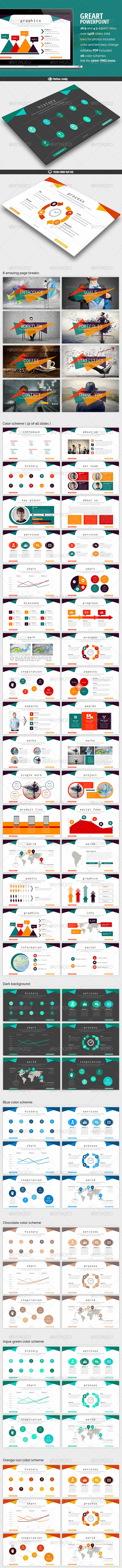 GraphicRiver Greart Powerpoint Presentation 7791685