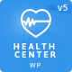 Health Center - Responsive Medical Theme - ThemeForest Item for Sale