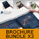 3x Business Brochures - Bundle - GraphicRiver Item for Sale