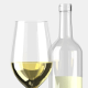 Glas of White Wine