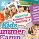 Kids Summer Camp Flyers Vol.02 - GraphicRiver Item for Sale