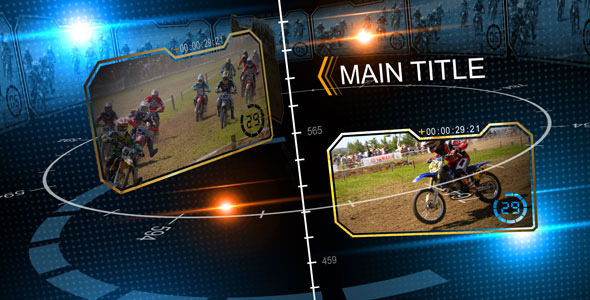 After Effects Project - VideoHive To The Top 796322