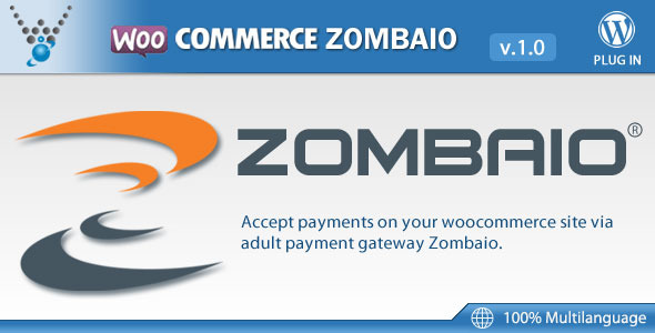 CodeCanyon Zombaio Payment Gateway for WooCommerce 7795217