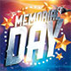 Memorial Day Weekend - GraphicRiver Item for Sale