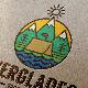 Summer Camp Everglades Logo - GraphicRiver Item for Sale