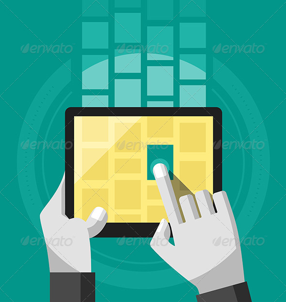 GraphicRiver Multimedia Sharing 7795755