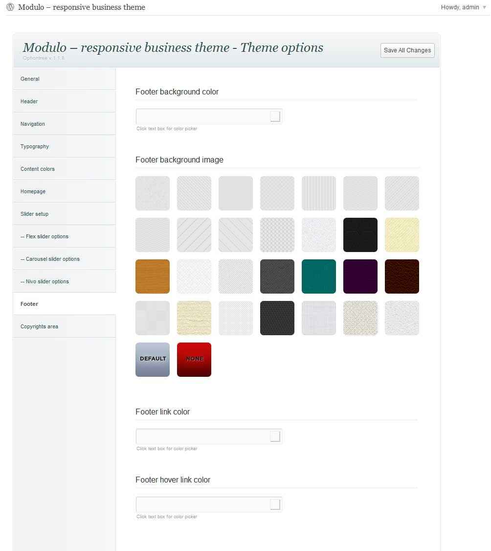 Modulo - Responsive premium theme - Practice area single (cutom) post