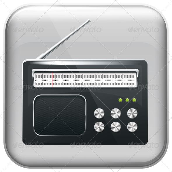 GraphicRiver Radio 7796011