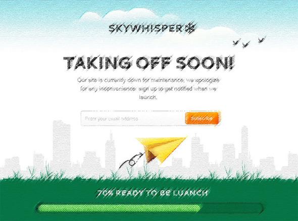 ThemeForest Skywhisper 760196