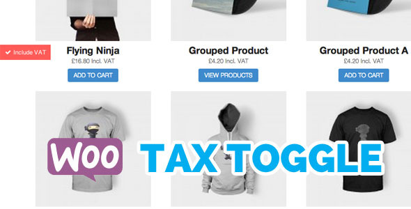 CodeCanyon WooCommerce Tax Toggle 7796887