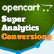 OpenCart Super Analytics Conversions