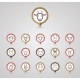 Farm Animals Mapping Pins Icons - GraphicRiver Item for Sale