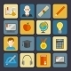 E-Learning Buttons Set - GraphicRiver Item for Sale