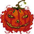 Scary pumpkin - PhotoDune Item for Sale
