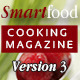 Smart Food Cooking Magazine Version Three - GraphicRiver Item for Sale
