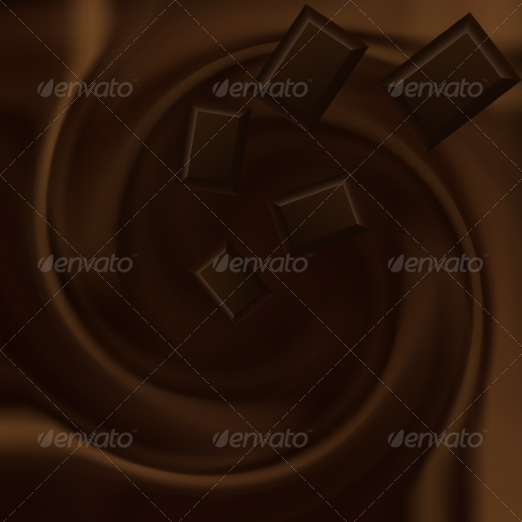GraphicRiver Chocolate Swirl 7801776