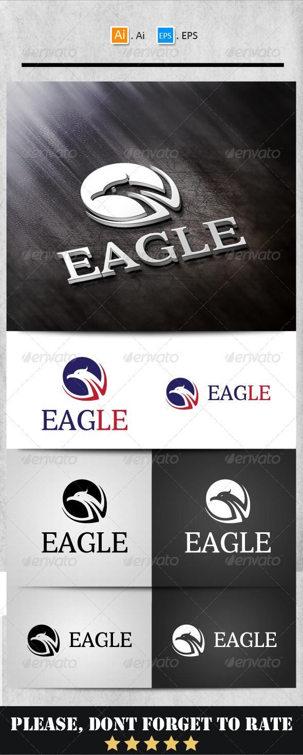 GraphicRiver Eagle Logo Template 7801896