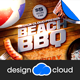 Beach BBQ Flyer Template - GraphicRiver Item for Sale