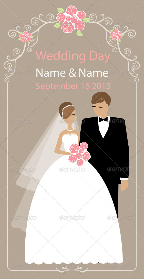 GraphicRiver Wedding Cards 6304910
