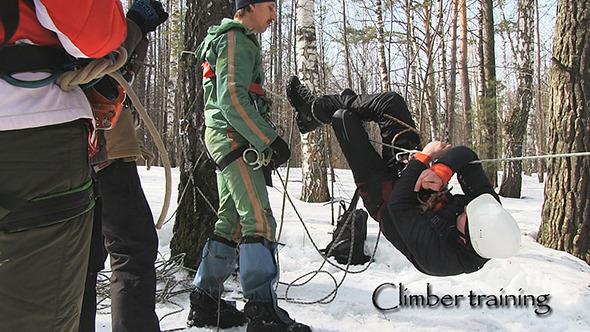 Climber Training 5