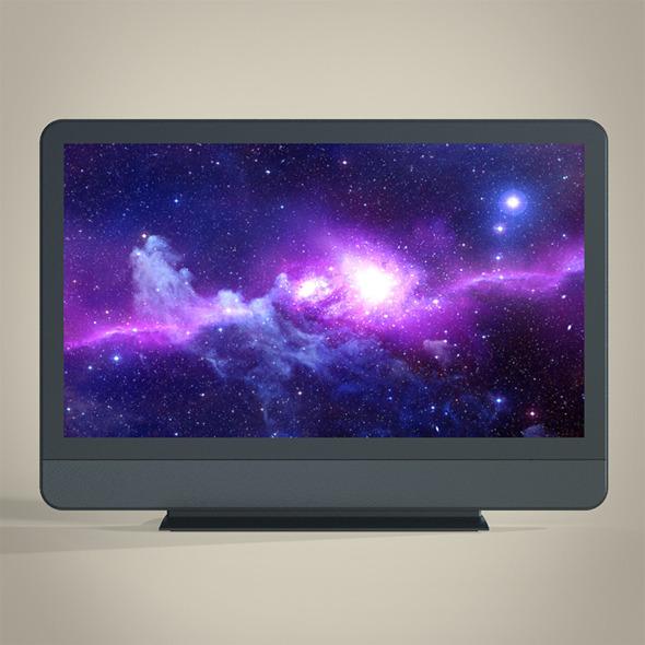 3DOcean TV 7803061