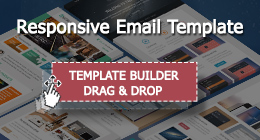 Responsive Email Template With TemplateBuilder