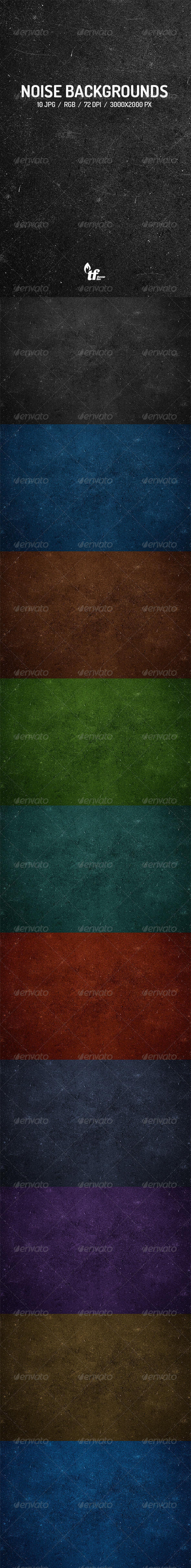 GraphicRiver Noise Backgrounds 7803956