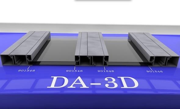 3DOcean 11 Industry Standard Stainless Steel Profiles 7806089