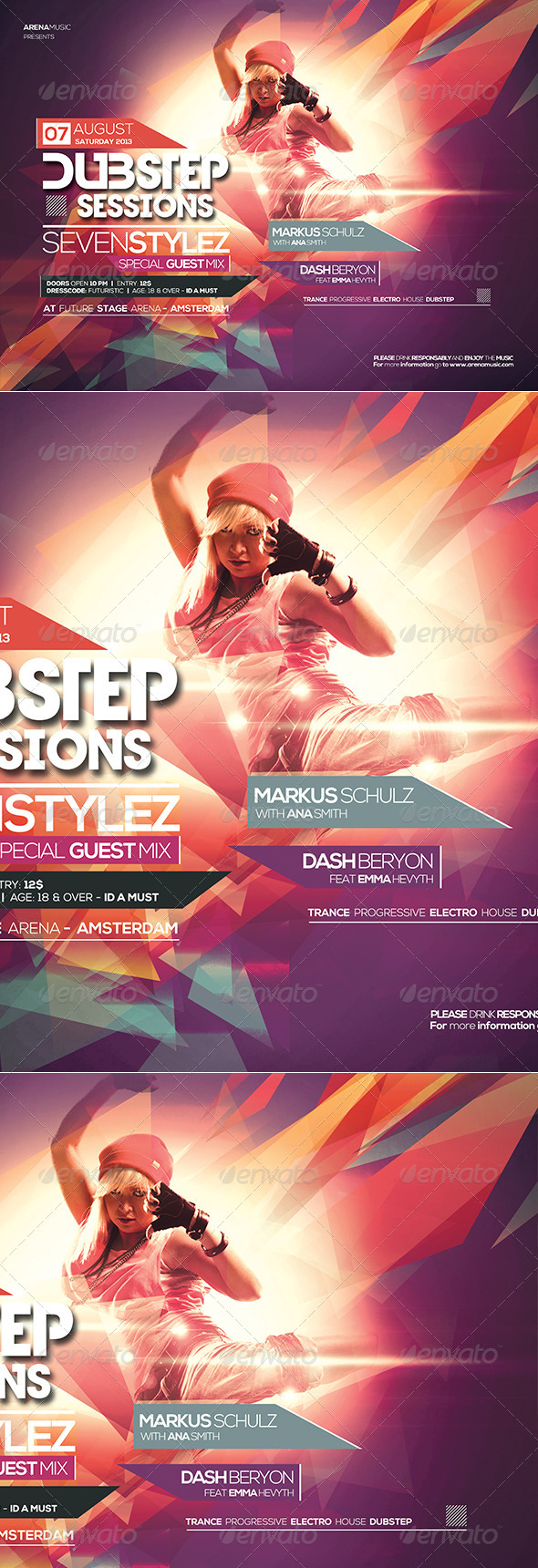 Dubstep Vol. 02 - Clubs & Parties Events