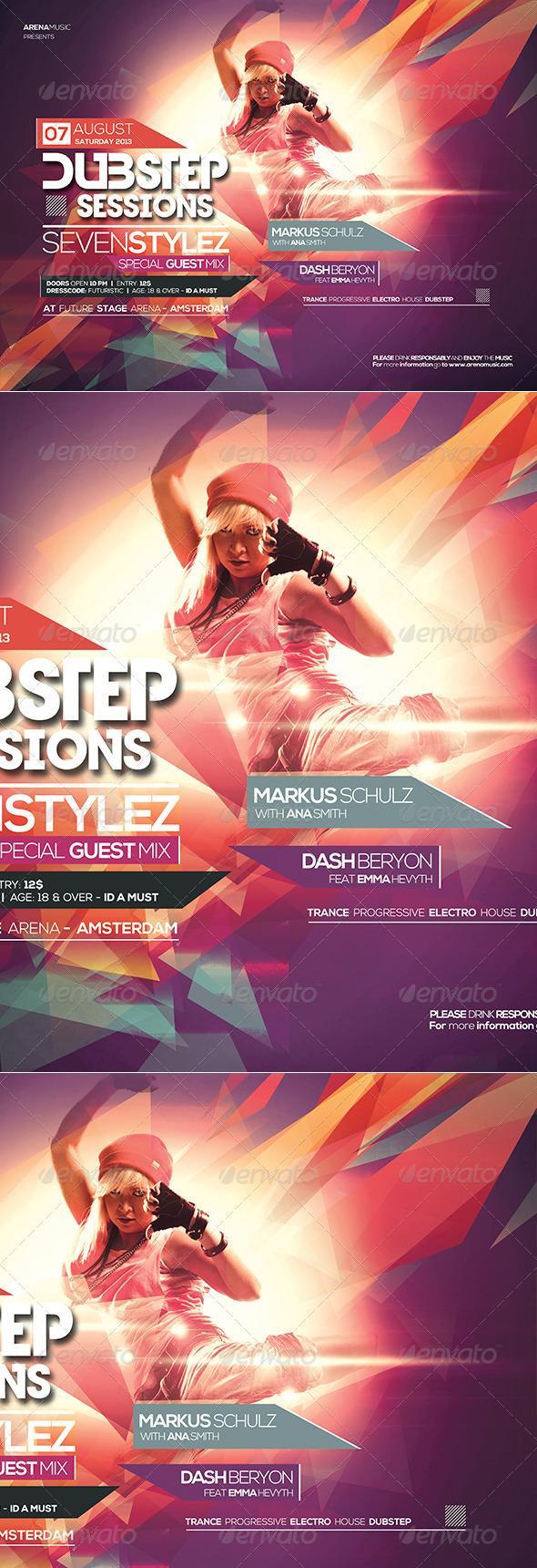 Dubstep Vol. 02 - Clubs & Parties Events