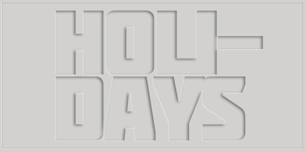 Hollidays