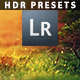 10 Pro HDR Presets - GraphicRiver Item for Sale