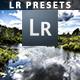 LR Presets - GraphicRiver Item for Sale