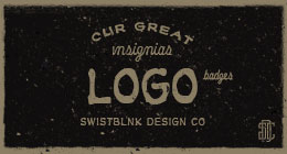 Swist'Blnk Insignias Logos and Badges