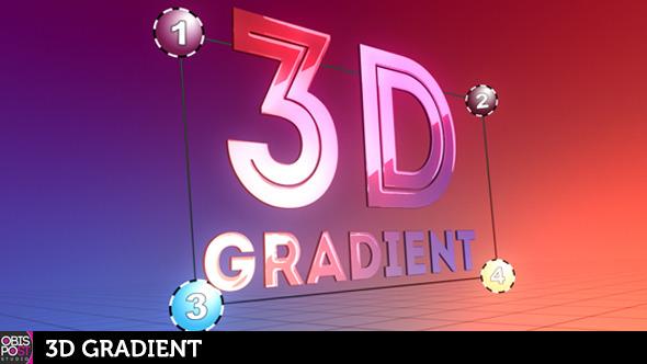 3D Gradient