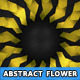 Abstract Flower Backgrounds