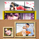 3D Photo Box Templates v-3
