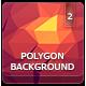 8 Polygon Backgrounds V.2 - GraphicRiver Item for Sale