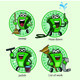 Trash Can Mascot Cartoon - GraphicRiver Item for Sale
