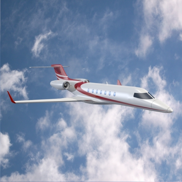 Bombardier Learjet 85 business jet - 3DOcean Item for Sale