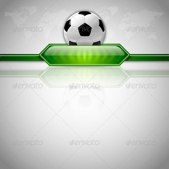 GraphicRiver Soccer 7811708