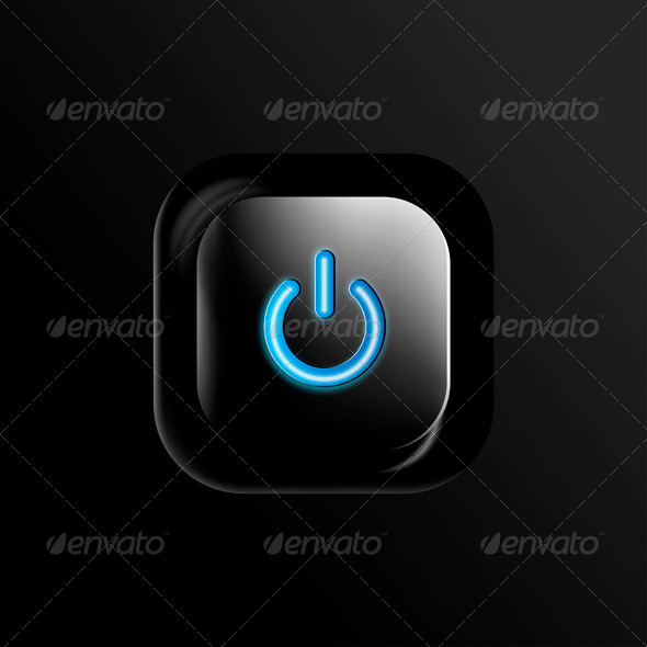 GraphicRiver Power Button 7811788