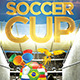Brasil Soccer Cup A4 Poster - GraphicRiver Item for Sale