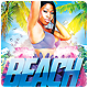 Beach Splash Party Flyer - GraphicRiver Item for Sale