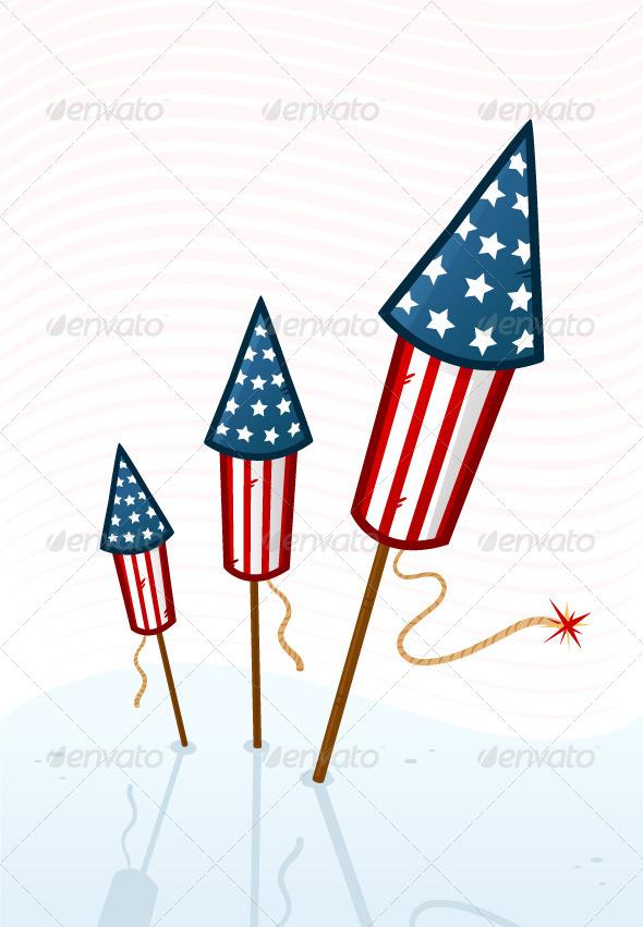 GraphicRiver Fireworks 7812611