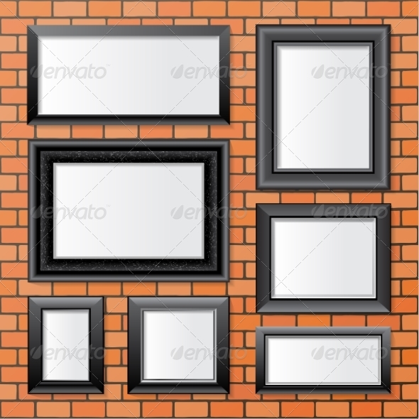 GraphicRiver Frames 7813471