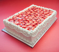 Birthday Strawberry Cake - PhotoDune Item for Sale