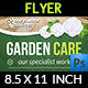 Garden Services Flyer Vol.2 - GraphicRiver Item for Sale