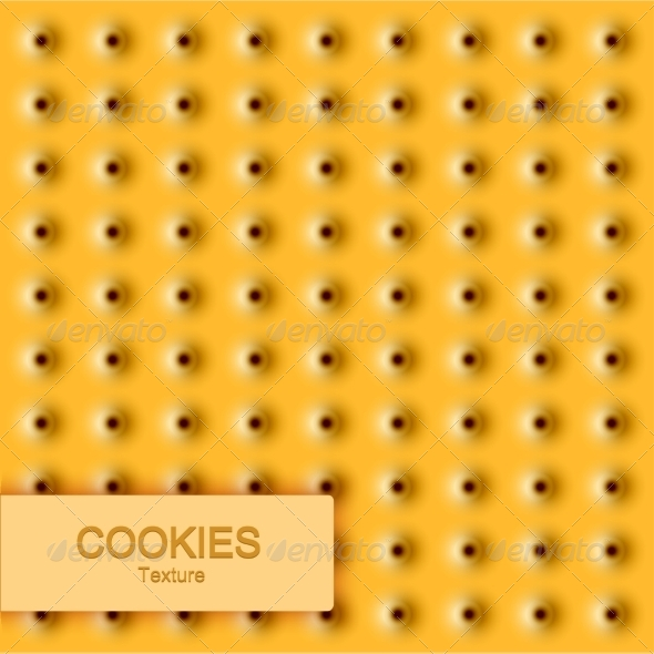 GraphicRiver Modern Cookie Texture Background 7815118