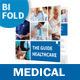 Medical Bifold Halffold Brochure - GraphicRiver Item for Sale